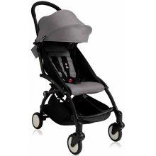 Прогулочная коляска Babyzen Yoyo Plus 6+ Grey Black