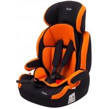 Автокресло Bair Beta DB2421 Черный / Оранжевый