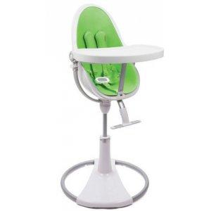 Стульчик для кормления Bloom Fresco Chrome white/gala green