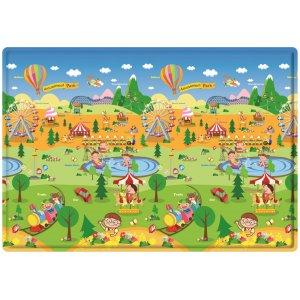 Развивающий коврик Bugs Парк Розваг 230х140х1,5 см