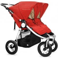 Прогулочная коляска для двойни Bumbleride Indie Twin Red Sand