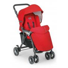 Прогулочная коляска Cam Portofino красная