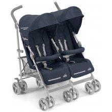 Прогулочная коляска для двойни Cam Twin Flip Синий 850/27