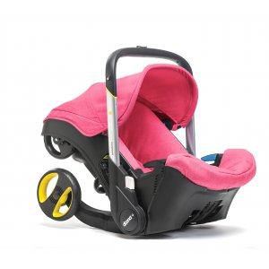 Автокресло Doona Infant Car Seat Pink
