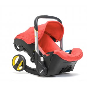 Автокресло Doona Infant Car Seat Red