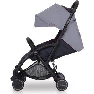 Прогулочная коляска Easy Go Minima Grey Fox