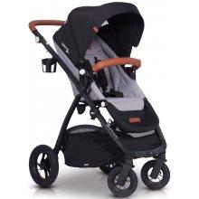 Прогулочная коляска EasyGo Optimo Air grey fox