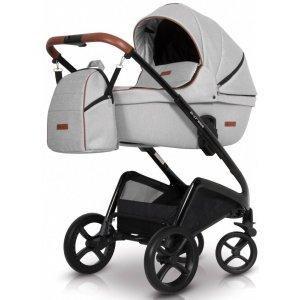 Коляска 2в1 Euro Cart Express Grey Fox