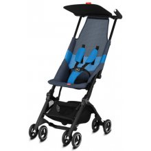 Прогулочная коляска GB Pockit Air All-Terrain / Night Blue