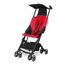Прогулочная коляска GB Pockit Dragonfire Red