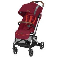 Прогулочная коляска GB Qbit+ All-City Fashion B Rose Red red