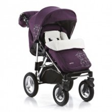 Прогулочная коляска Geoby C780 - R358 Фиолетовый