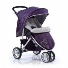 Прогулочная коляска Geoby C781R - R358 Фиолетовый