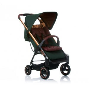 Прогулочная коляска iCoo Acrobat Shop'n Drive Copper Green