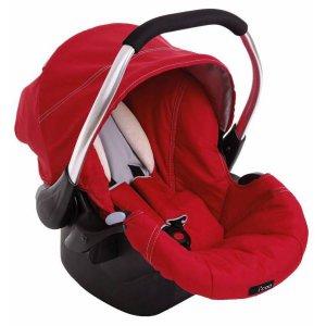Автокресло iCoo Comfort Red
