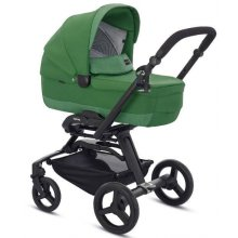Коляска 3в1 Inglesina Quad Pro Golf green