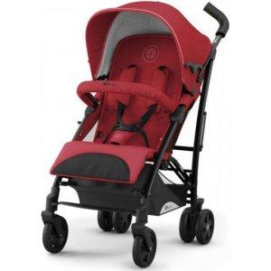 Прогулочная коляска Kiddy Evocity 1 Ruby Red
