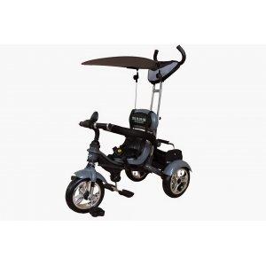 Велосипед 3-х колесный Mars Trike KR01 Air надувные Графит