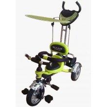 Велосипед 3-х колесный Mars Trike KR01 Air надувные Салатовый