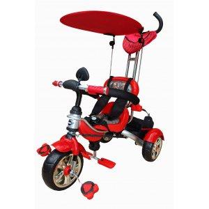 Велосипед 3-х колесный Mars Trike KR01 анимэ Красный
