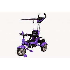 Велосипед 3-х колесный Mars Trike KR01 Фиолетовый