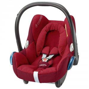 Автокресло Maxi-Cosi Cabriofix Raspberry Red (Темно-Красный)