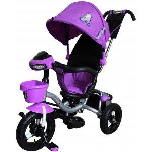 Велосипед 3-х колесный Mini Trike 960-2 Фиолетовый