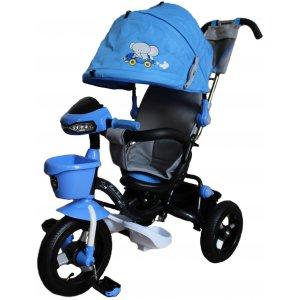 Велосипед 3-х колесный Mini Trike 960-2 Синий
