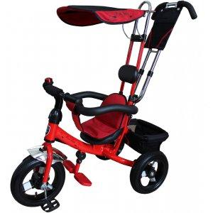 Велосипед 3-х колесный Mini Trike LT950 Air надувные Красный