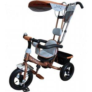 Велосипед 3-х колесный Mini Trike LT950 Air надувные Шоколад