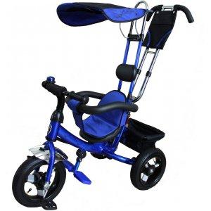 Велосипед 3-х колесный Mini Trike LT950 Air надувные Синий