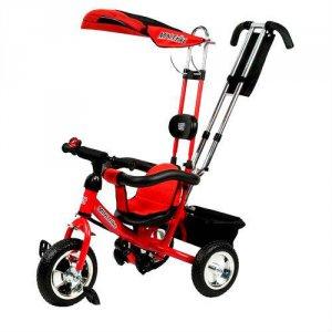 Велосипед 3-х колесный Mini Trike LT950 Красный