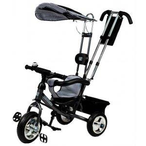 Велосипед 3-х колесный Mini Trike LT950 Серебристый