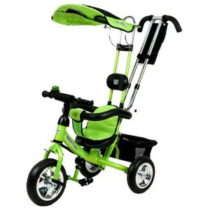 Велосипед 3-х колесный Mini Trike LT950 Зеленый