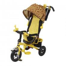 Велосипед 3-х колесный Mini Trike LT952-2А надувные Зоо Жираф
