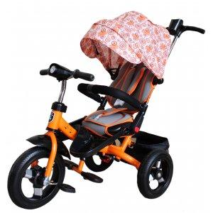 Велосипед 3-х колесный Mini Trike T400 Оранжевый