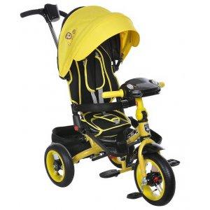 Велосипед 3-х колесный Mini Trike T400 Желтый