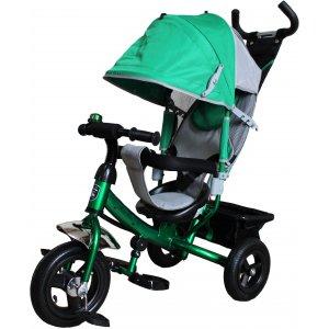 Велосипед 3-х колесный Mini Trike 950D Зелено-Серый