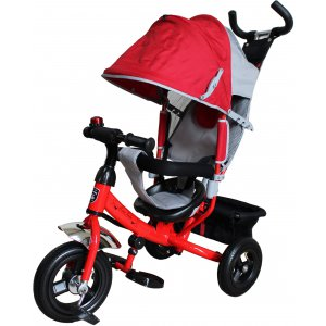 Велосипед 3-х колесный Mini Trike 950D Красно-Серый