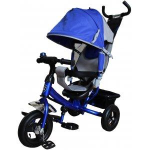 Велосипед 3-х колесный Mini Trike 950D Синий-Серый