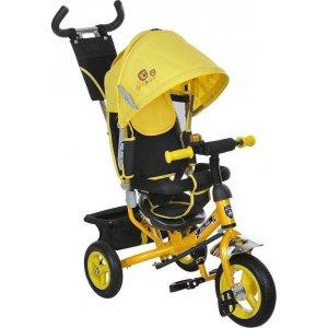 Велосипед 3-х колесный Mini Trike 950D Желто-Черный