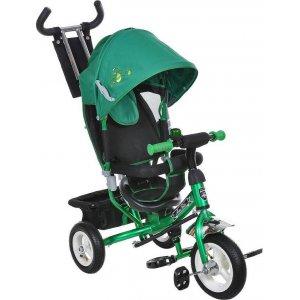 Велосипед 3-х колесный Mini Trike 950D Зеленый-Черный