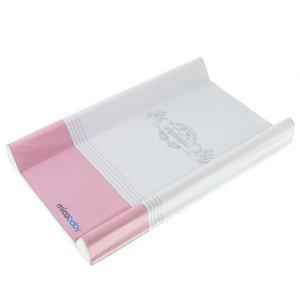 Пеленальный матрас Mioobaby BG-210 Prince pink