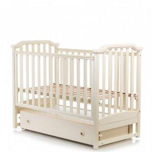 Детская кроватка Mioobaby Caprice Ivory