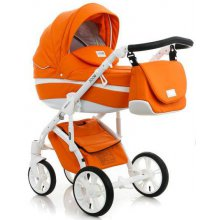 Коляска 2в1 Mioobaby Zoom Emotion Orange