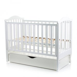 Детская кроватка Mioobaby Grande White