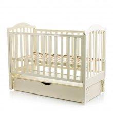 Детская кроватка Mioobaby Grande Ivory