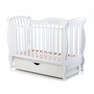 Детская кроватка Mioobaby Sinfonia White