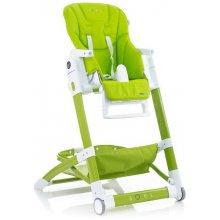 Детский стульчик для кормления Mioobaby Soul green
