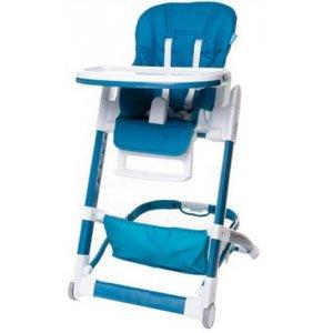 Детский стульчик для кормления Mioobaby Soul blu